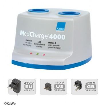 Stazione di ricarica KaWe MedCharge 4000