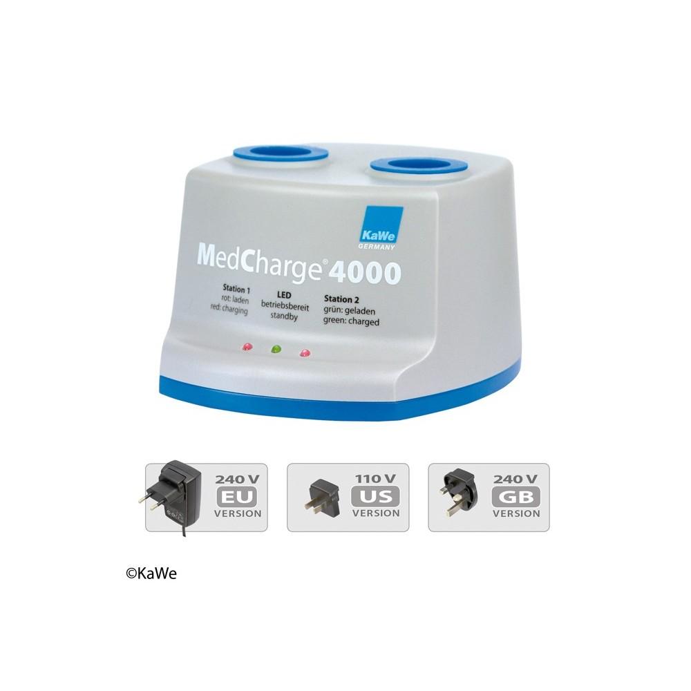 Station de charge KaWe MedCharge 4000
