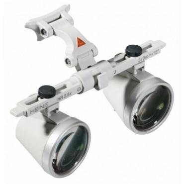 Loupes binoculaires HEINE avec i-View