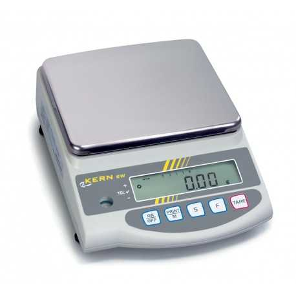 Balance de laboratoire de haute précision KERN EW 6200-2NM