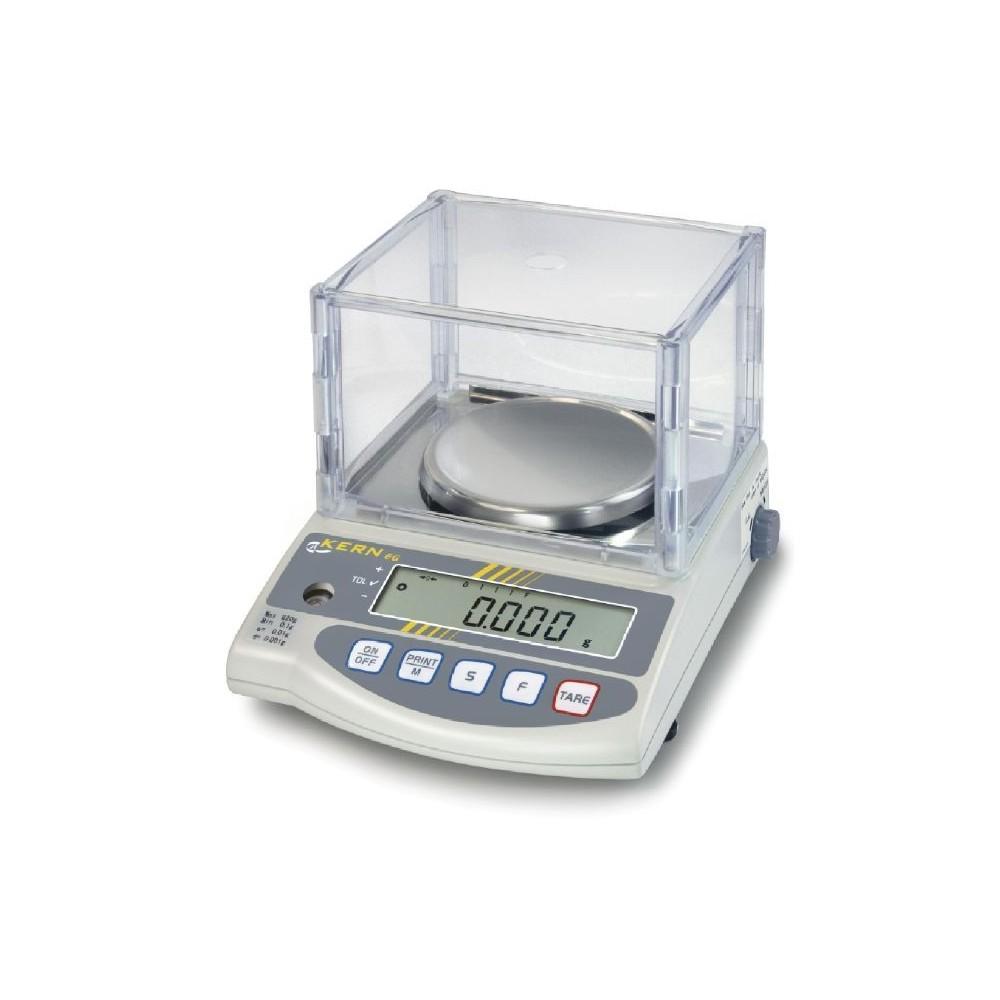 Balance de précision KERN EG 420-3NM avec homologation CE