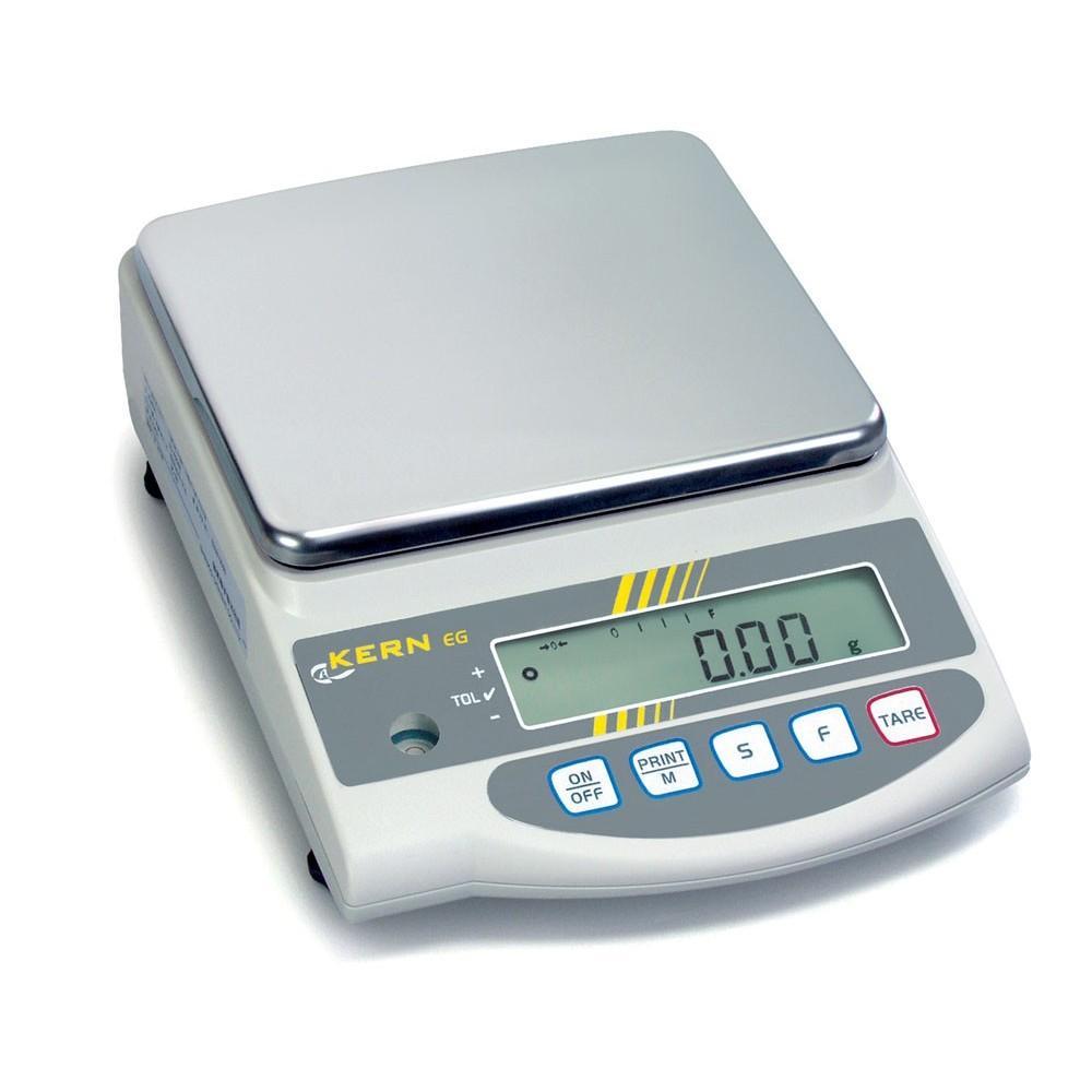 Balance de précision KERN EG 2200-2NM avec homologation CE
