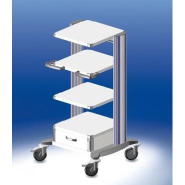 HAEBERLE toro Gerätewagen 2 mit Schublade