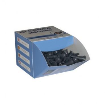 Spéculums auriculaires jetables pour otoscopes FO et LED