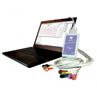 Cardio M-PC USB Net 12-Kanal Ruhe-PC-EKG mit Netzwerkfunktion