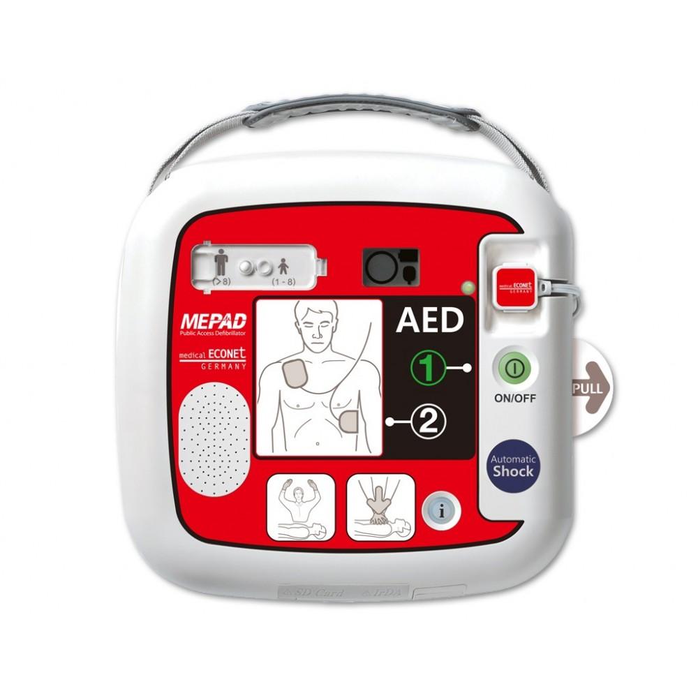 ME PAD Automatic Vollautomatischer Externer Defibrillator