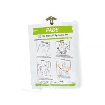 Electrodes de défibrillateur ME PAD pour adultes
