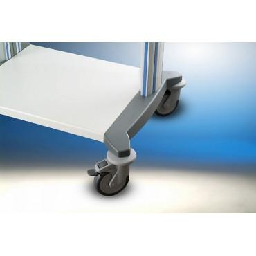 Chariot d'endoscopie HAEBERLE toro 2 45