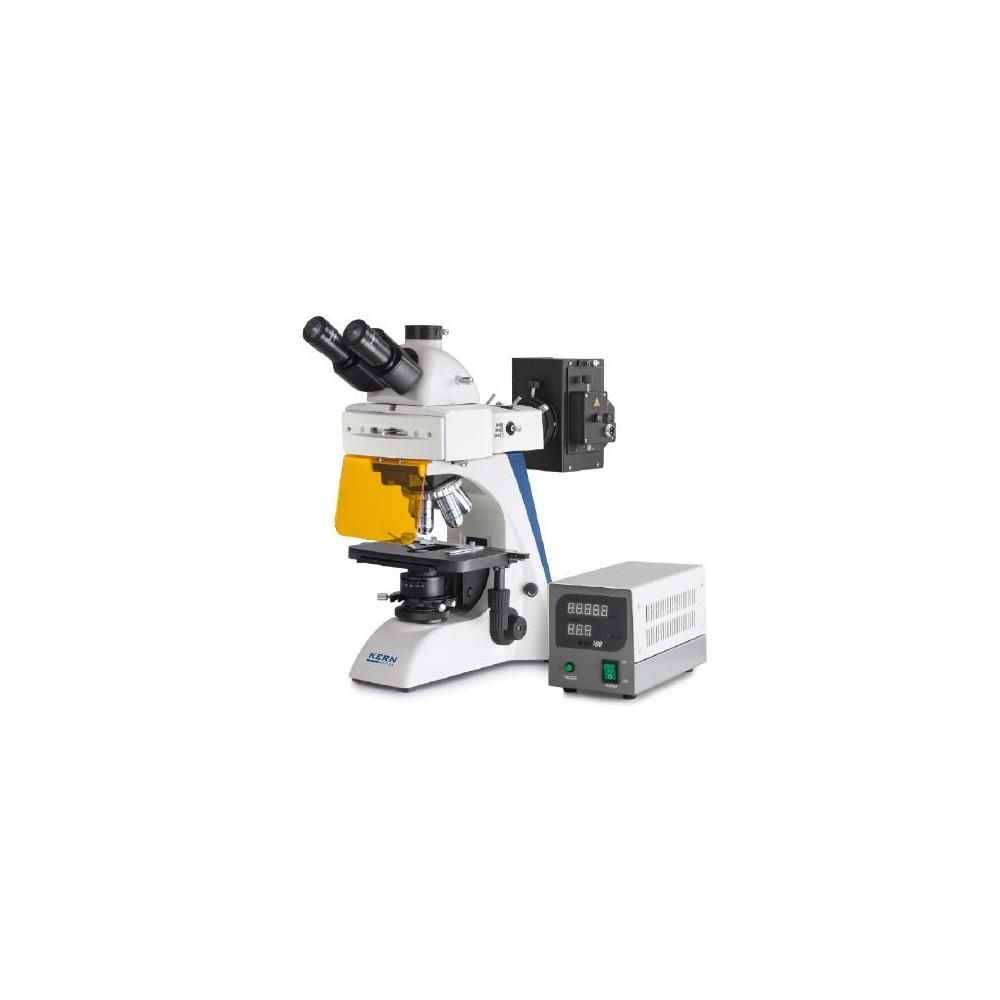 Microscope à fluorescence KERN OBN 147