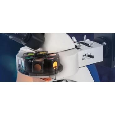 KERN OBN 147 Fluoreszenz-Mikroskop