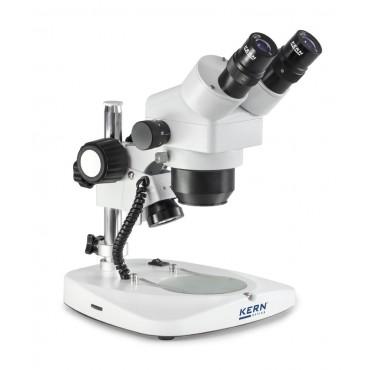 Microscope stéréo KERN OZL 445 LED