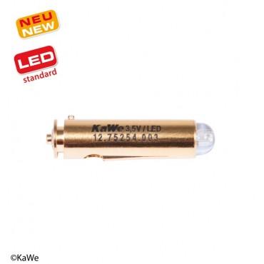 KaWe LED-Lampe 3,5V EUROLIGHT D30 LED Dermatoskop