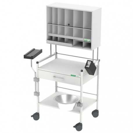 Chariot d'injection HAEBERLE 08/16 60 COMPACT
