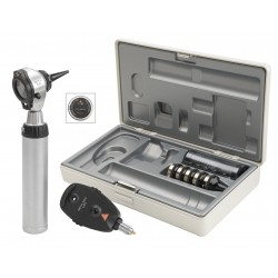 Kit de diagnostic LED HEINE BETA 100/200 avec poignée rechargeable USB