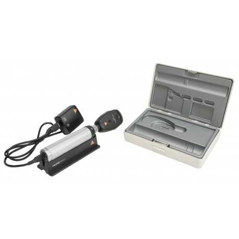 HEINE BETA 200 S LED Ophthalmoskop Set BETA 4 USB+