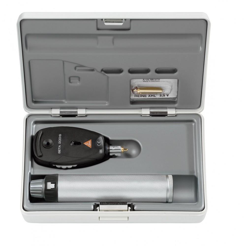 Set d'ophtalmoscopes HEINE BETA 200S