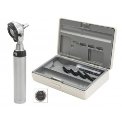 Ensemble d'otoscopes HEINE BETA 200 LED FO BETA 4 USB