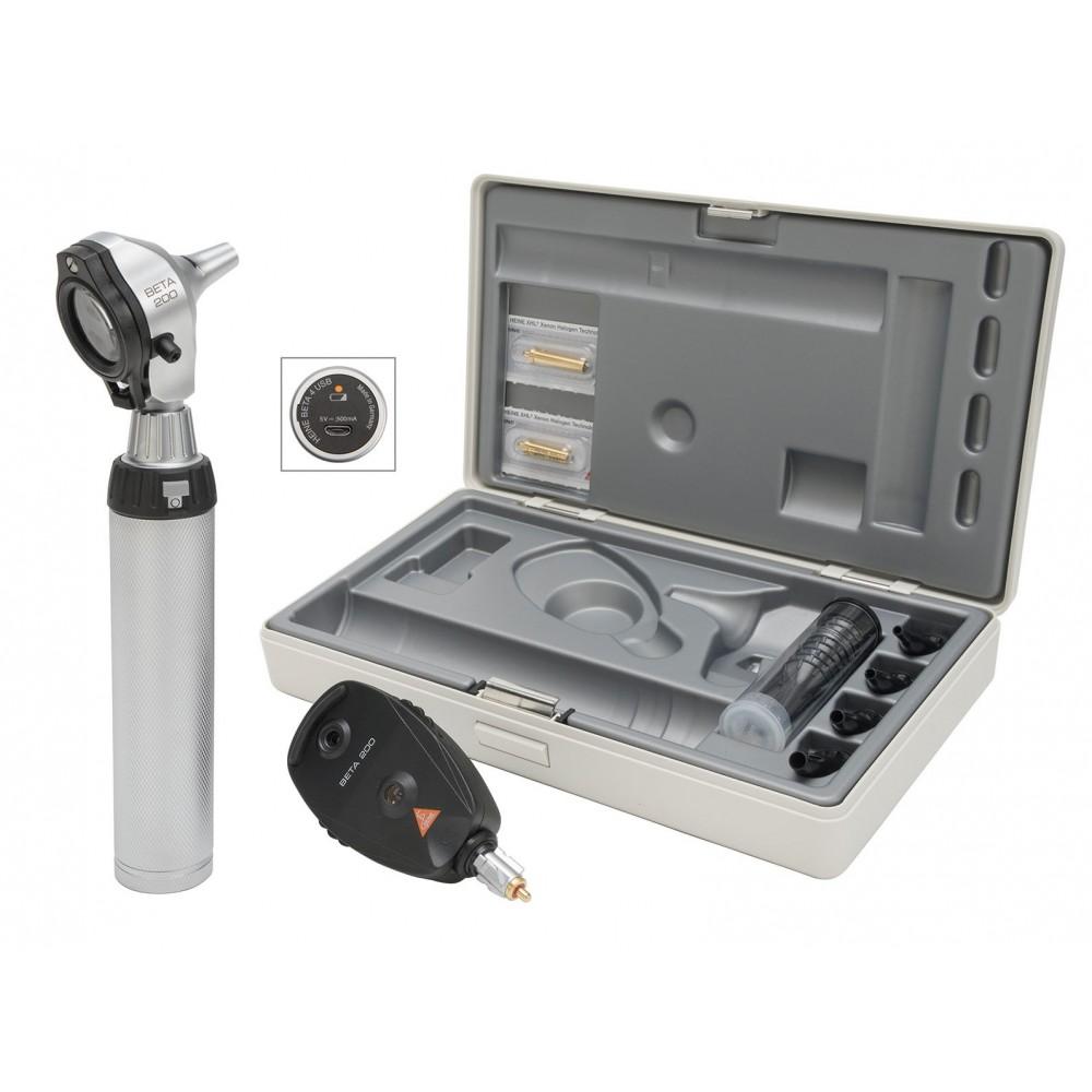 Kit de diagnostic LED HEINE BETA 400/200