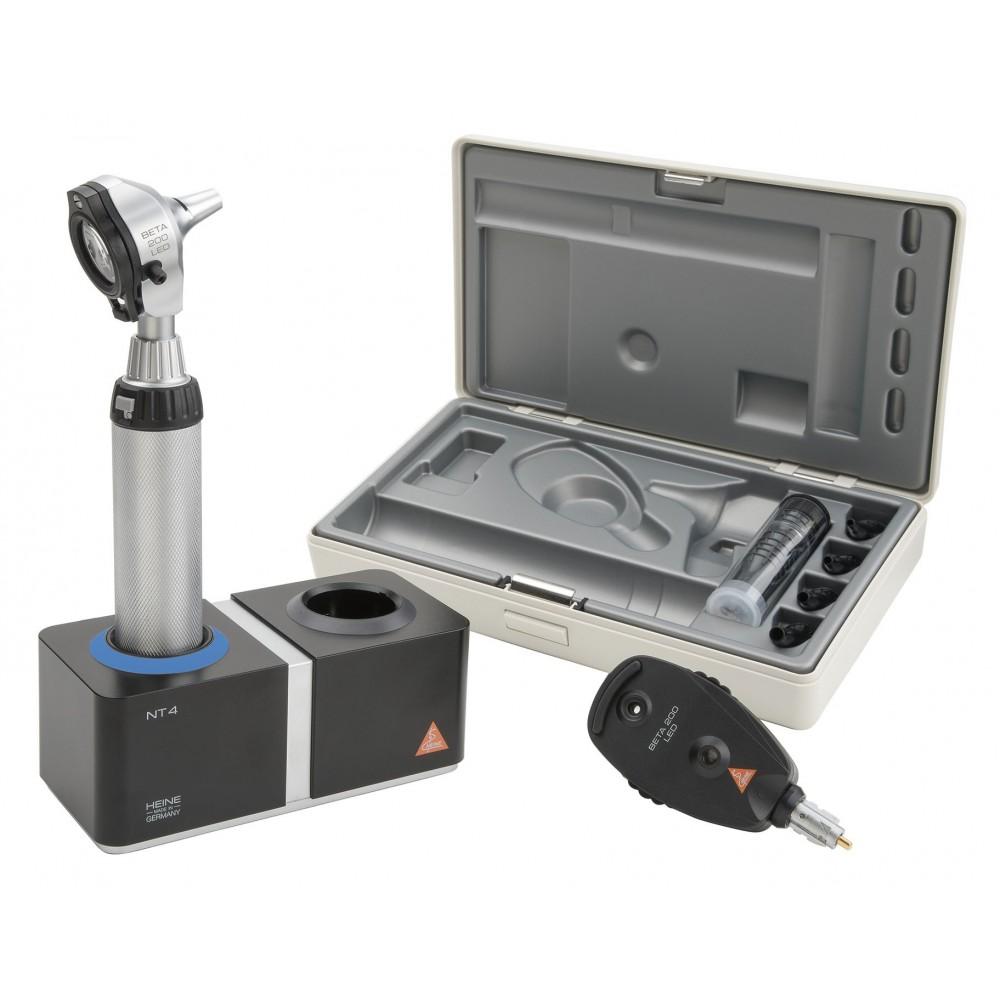 Kit de diagnostic HEINE BETA 200 LED avec station de charge