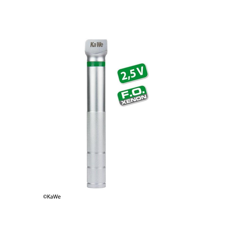 KaWe Laringoscopio FO manico a batteria / manico ricaricabile, piccolo
