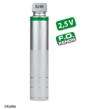 KaWe Laryngoscope FO manico a batterie / manico ricaricabile, medio