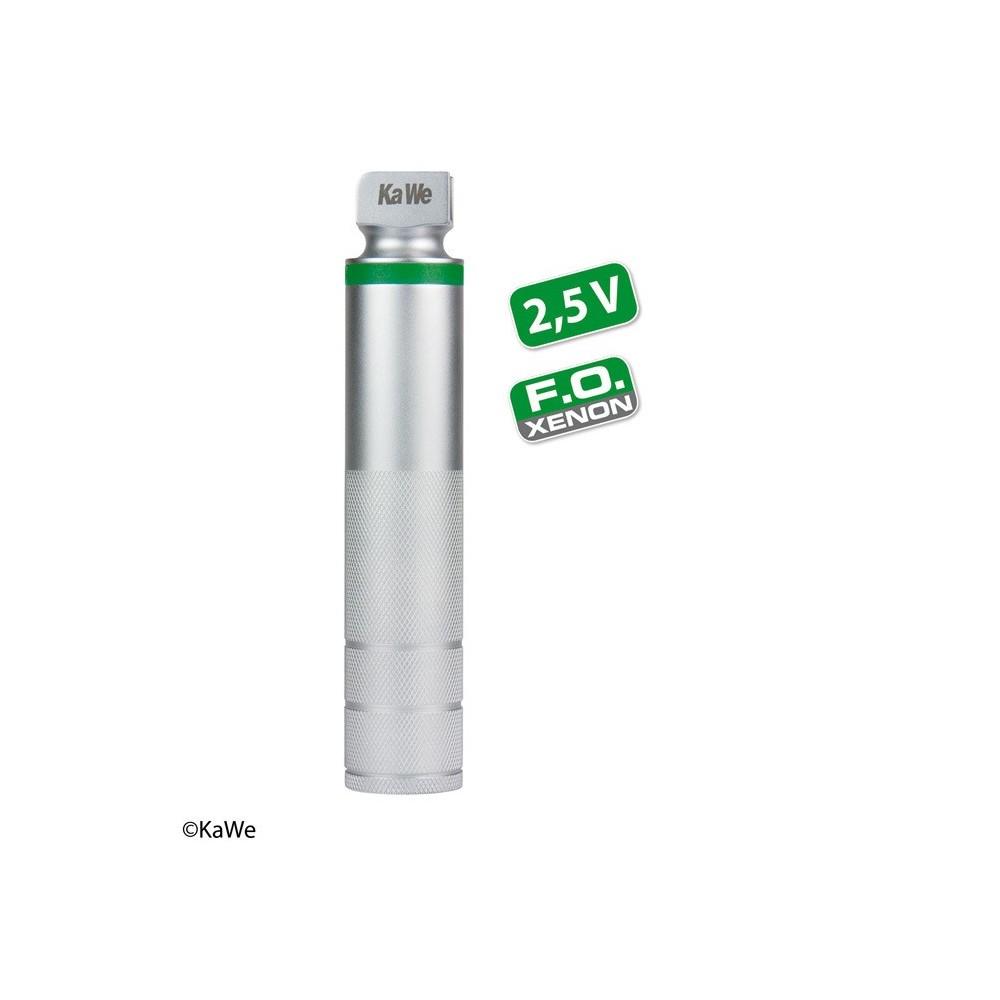 Poignée à piles / poignée rechargeable KaWe Laryngoscope FO, moyenne