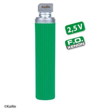 KaWe Laryngoscope FO Poignée de batterie économique C moyen 2.5V