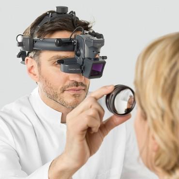 Lente oftalmoscopica asferica HEINE AR 16 D / Ø 54 mm