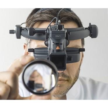 Loupe ophtalmoscopique asphérique HEINE AR 30 D / Ø 46 mm