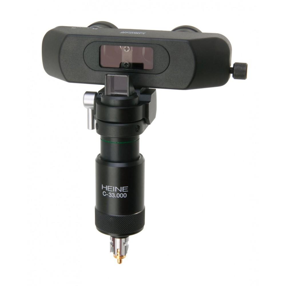 Ophtalmoscope indirect portatif HEINE BINOCULAR