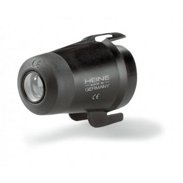 Ensemble de lampes à fente HEINE HSL 150 avec fixation pour loupe HSL 10 x