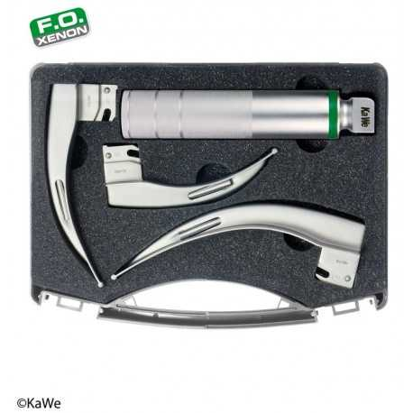 KaWe Laryngoscope Set Macintosh FO per adulti
