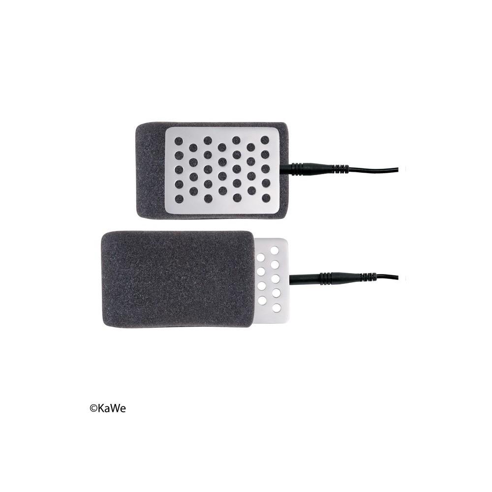 Électrodes de surface SWI-STO pour le traitement de la transpiration des aisselles