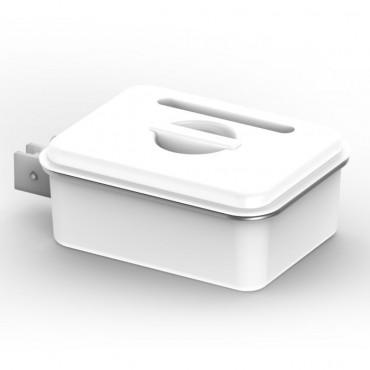 Abwurfbox für Instrumente