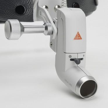 HEINE ML4 LED HeadLight avec mPack et transformateur enfichable