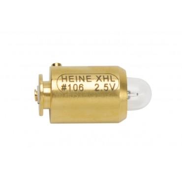 Lampe de rechange HEINE XHL pour ophtalmoscope mini 3000