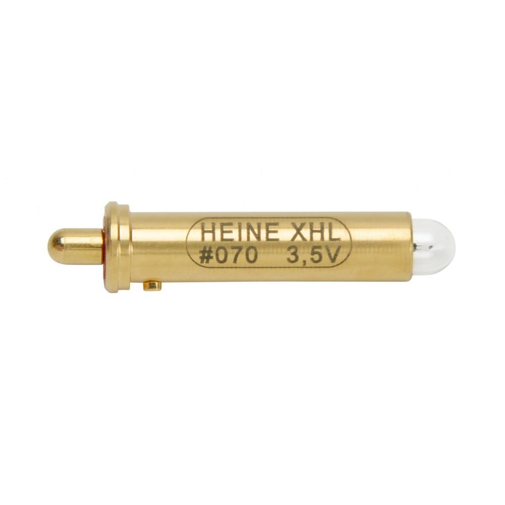 Ersatzlampe 3,5V HEINE XHL 070