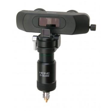 Oftalmoscopio indiretto portatile BINOCULARE