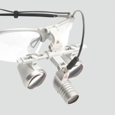 HEINE LoupeLight 2 Sets mit HR 2.5x / 420 mm