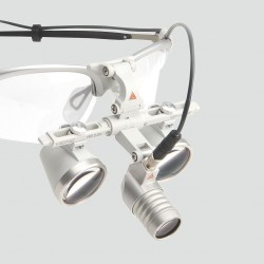 HEINE LoupeLight 2 Sets mit HR 2.5x / 520 mm