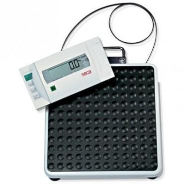 Pèse-personne seca 862 avec télécommande par câble, calibré