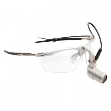 Luce frontale HEINE MicroLight 2 su S-Frame