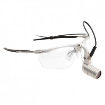 Phare HEINE MicroLight 2 sur cadre en S