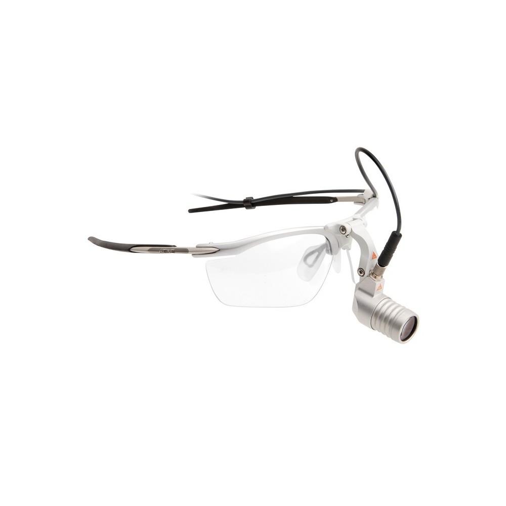Kopfleuchte HEINE MicroLight 2 auf S-Frame