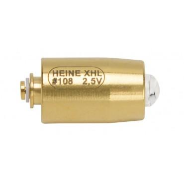 Lampe de remplacement HEINE XHL 108