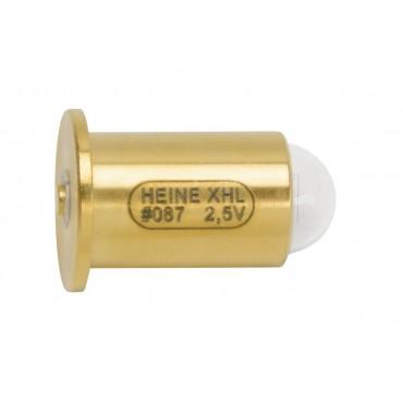 Lampe de remplacement HEINE XHL 087