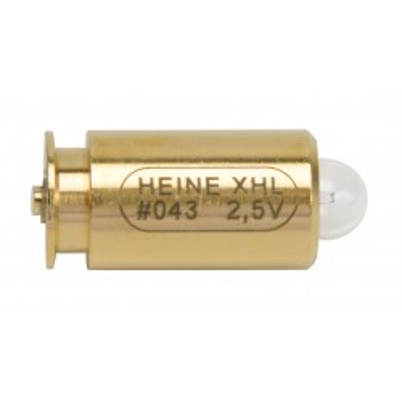 Lampe de remplacement HEINE XHL 043