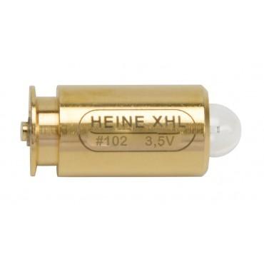 Lampe de remplacement HEINE XHL 102