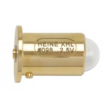 Lampe de rechange HEINE XHL 098 pour HSL 150