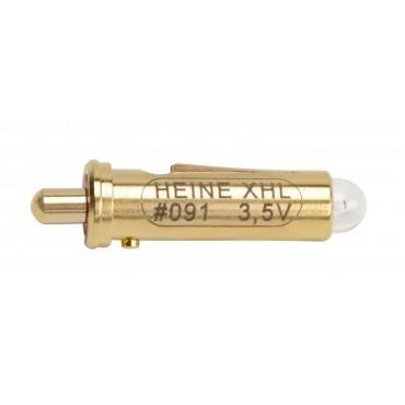 Lampe de remplacement HEINE XHL 091 pour Focalux